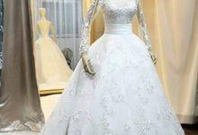 Wedding Gown by Putra Utama Privé