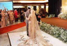 Rhesa & Ryan Wedding by HENRY BRILLIANTO