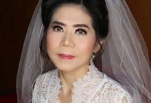 Bride Mrs. Fanny by Cindy Natalia