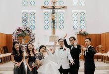 The Wedding Of Kevin & Yuliana by FIVE Seasons WO