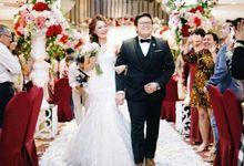 The Wedding of Andre & Valentine by Yumi Katsura Signature