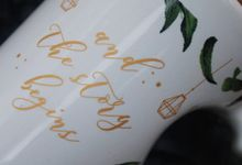Renata&Arkady by Mug-App Wedding Souvenir