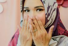 Engagement of Tio & Fauzan by A Story