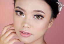 Ms Shania by Yuka Makeup Artist