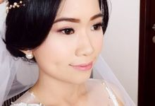 Samabe Wedding by Lenny Lie Make up