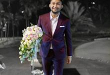 The Wedding of Reza & Adelya by SIMPLY BEST TAILOR