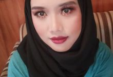 Simple make up by Ali Yahya Photo Diary