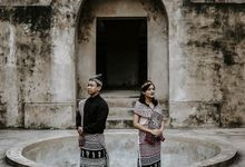 Teaser Preweding Of David  & Fika by Mammoth Studio