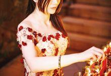 Sangjit/Teapai Dress by ODDY PRANATHA