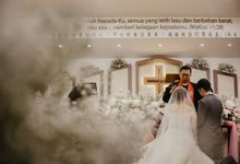 Joshua & Lisa Wedding by DESPRO Organizer