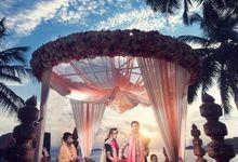 Himanshu weds Richa by B3weddingZ