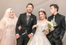 The Wedding of Satria & Rizkina by SIMPLY BEST TAILOR