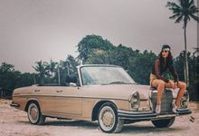 Photo Shoot by Lusi Damai Classic Car Rent Bali
