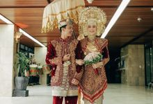 The Wedding Of Muthia & Hamzah by Armadani Organizer