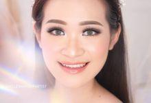 Wedding Makeup For Ms. Josephine by Shellen Makeup Artist