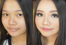Sweet 17 Make Up by Sissy makeup artis