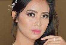 Prewedding Make Up by Sissy makeup artis