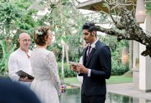 The Wedding Of Samara & Sa'ad by Indra Photography