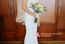 Wedding & Solemnization for Gavin & Emmy by WillieHaz Hair & Beauty