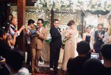 Icha & David Wedding by HENRY BRILLIANTO
