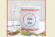 Mug Nescafe by Mug-App Wedding Souvenir