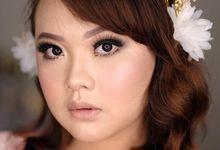Bride Ms Yenny by Yuka Makeup Artist