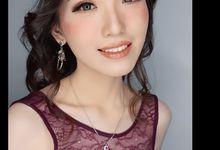 SISTER OF THE BRIDE MAKEUP (THAI MAKEUP LOOK) by Eugenia Makeup Art