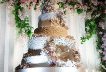Jefrey & Regine by Evergreen Cake Boutique