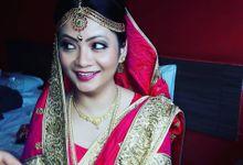 Bridal Makeup by Charites Professional Makeup
