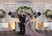 Sylvia & Asep Wedding At Bio Farma by Josh & Friends Entertainment