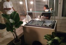 Gelato Cart by Excelsior Bali Catering