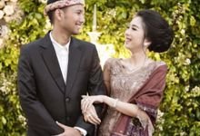 Monica & Risyad, Engagement by Andie Oyong Project