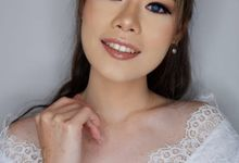 Natural Makeup Wedding Look For Holy Matrimony by Desiliafu makeupartist