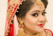Sapna Makeup artist by Sapna Makeup artist