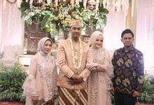 The Wedding Of Miranti & Agatha by Armadani Organizer