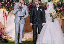 Friska & Riswan Wedding by HENRY BRILLIANTO
