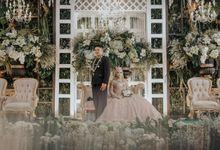 Wedding Ema & Rizky by cv.airesta