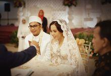 Pernikahan hendra dan nadya by Weorgenize