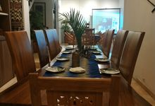 Corporate Dinner Ecolab by Papoea by Nature