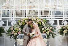 Wedding Arief & Rosi by Dini Bridal, Salon & Beauty Course