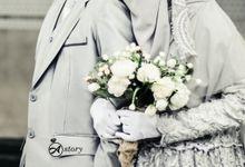 Walimah Syar'i Aufah & Deni by A Story