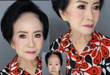PARTY MAKEUP FOR PARENT by Eugenia Makeup Art