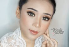 For Ms Nanda and Ms Jess by Griselda Sabrina Makeup Artist