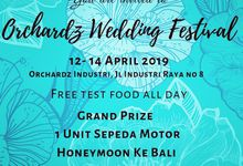 INVITATION OPEN HOUSE 12-14 APRIL by Orchardz Hotel Industri
