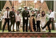 The wedding celebration of Nita and Wisnu by Music Pesta Entertainment