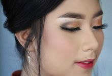 Intan Prewedding Make Up Session by Dian Salon