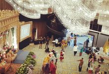 Rara & Aditya Wedding by HENRY BRILLIANTO