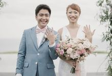 trang & william wedding by Vivi Valencia