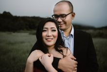 Irving and Stevie Prewedding Make up and Hair do by Sissy makeup artis
