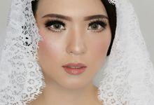 BRIDE MS WINDI by Zeva Leviel Makeup